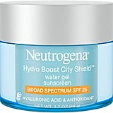 Neutrogena Hydro Boost City Shield Water Gel With Broad Spectrum SPF 25