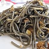 Although black garlic pasta with sea urchin may sound like something out of a Halloween menu, when Top Chef All-Stars winner Richard Blais makes it, there's nothing scary about it. It was all deliciousness!
