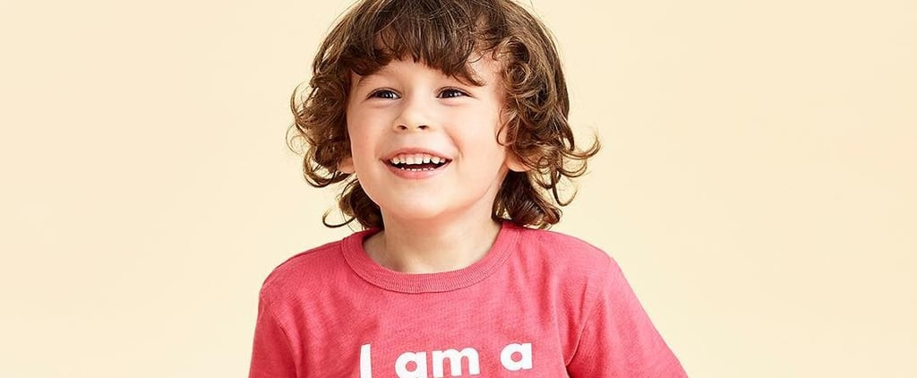J.Crew Feminist Shirt For Boys