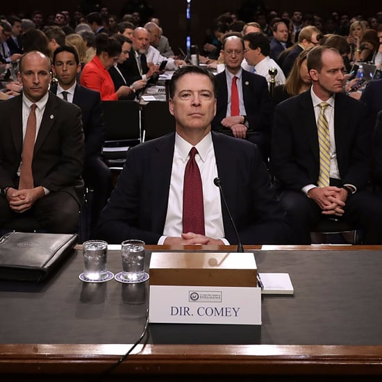 James Comey's Testimony in Senate Hearing