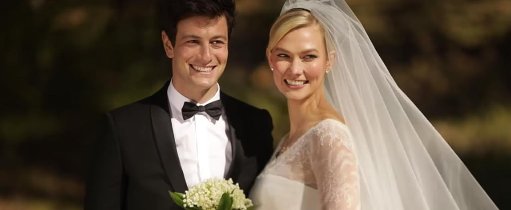 Watch How Karlie Kloss's Dior Wedding Dress Was Designed