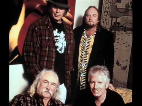 """""""Our House"""" by Crosby, Stills, Nash and Young"""