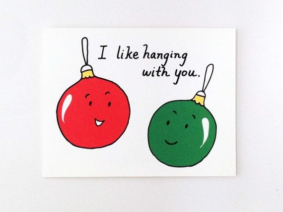 Best Christmas Cards.Cute Best Friend Christmas Card Funny Holiday Cards