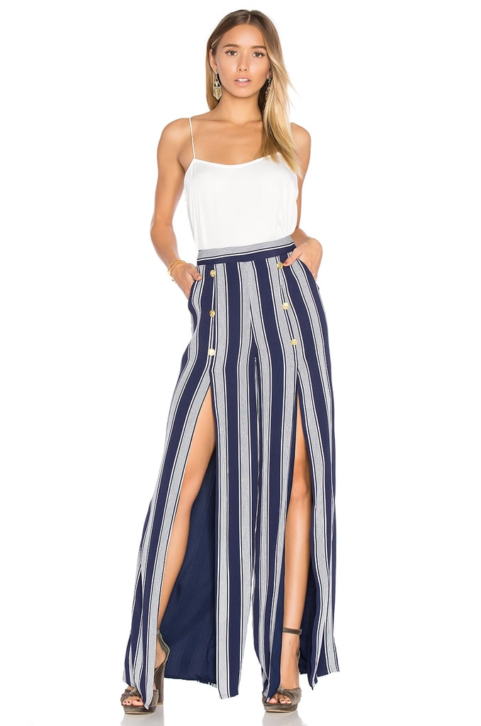 Give your pants the sexy slit cut with this option from Lovers + Friends ($118).