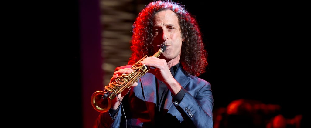 You're Not Dreaming: Kenny G Actually Put On a Sax Show on an Airplane