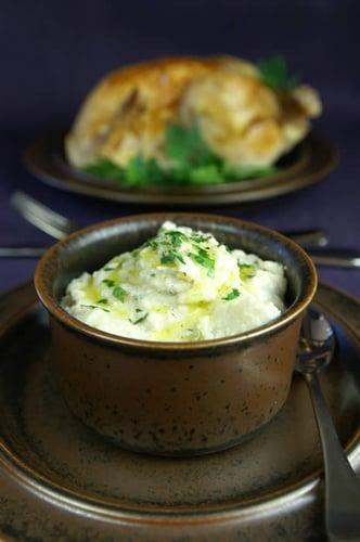Garlic Sauce (Scordalia)