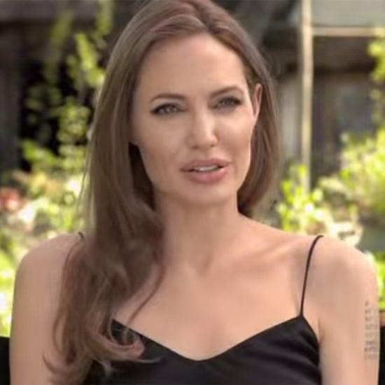 Brad Pitt's Christmas Present to Angelina Jolie 2013