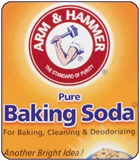 Lil Tip: Baking Soda in Place of Toothpaste