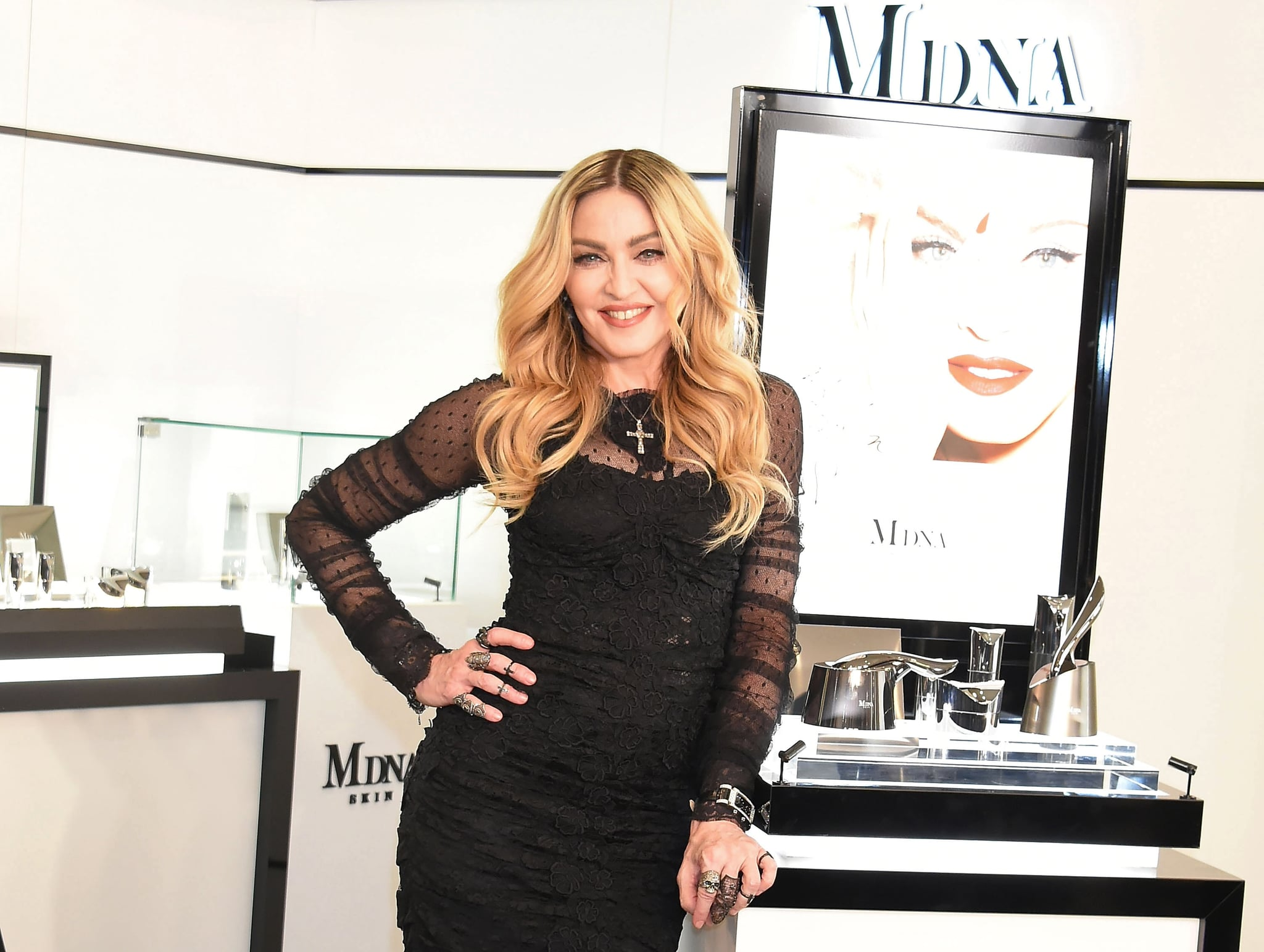 Madonna Just About The Universe's Richest Woman Now new pics