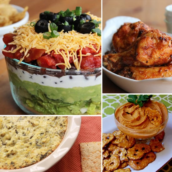56 Healthy Snacks That Will Make You the Star of a Super Bowl Party