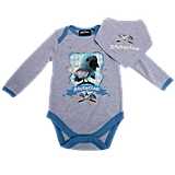 Ravenclaw House Baby Grow and Bib