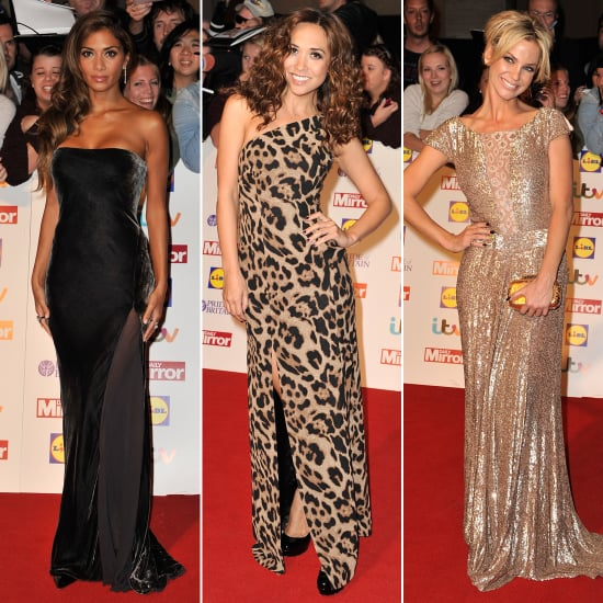 Dresses at the Pride of Britain Awards 2013   Pictures