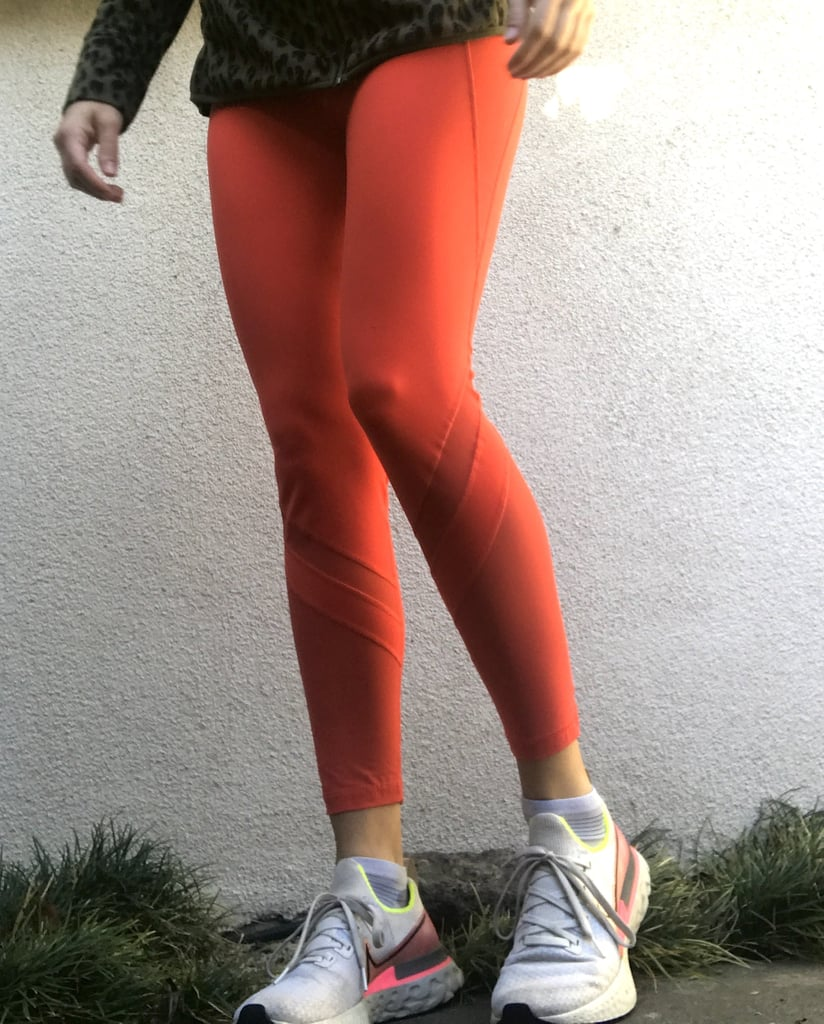 Old Navy High-Waisted Workout Leggings Review