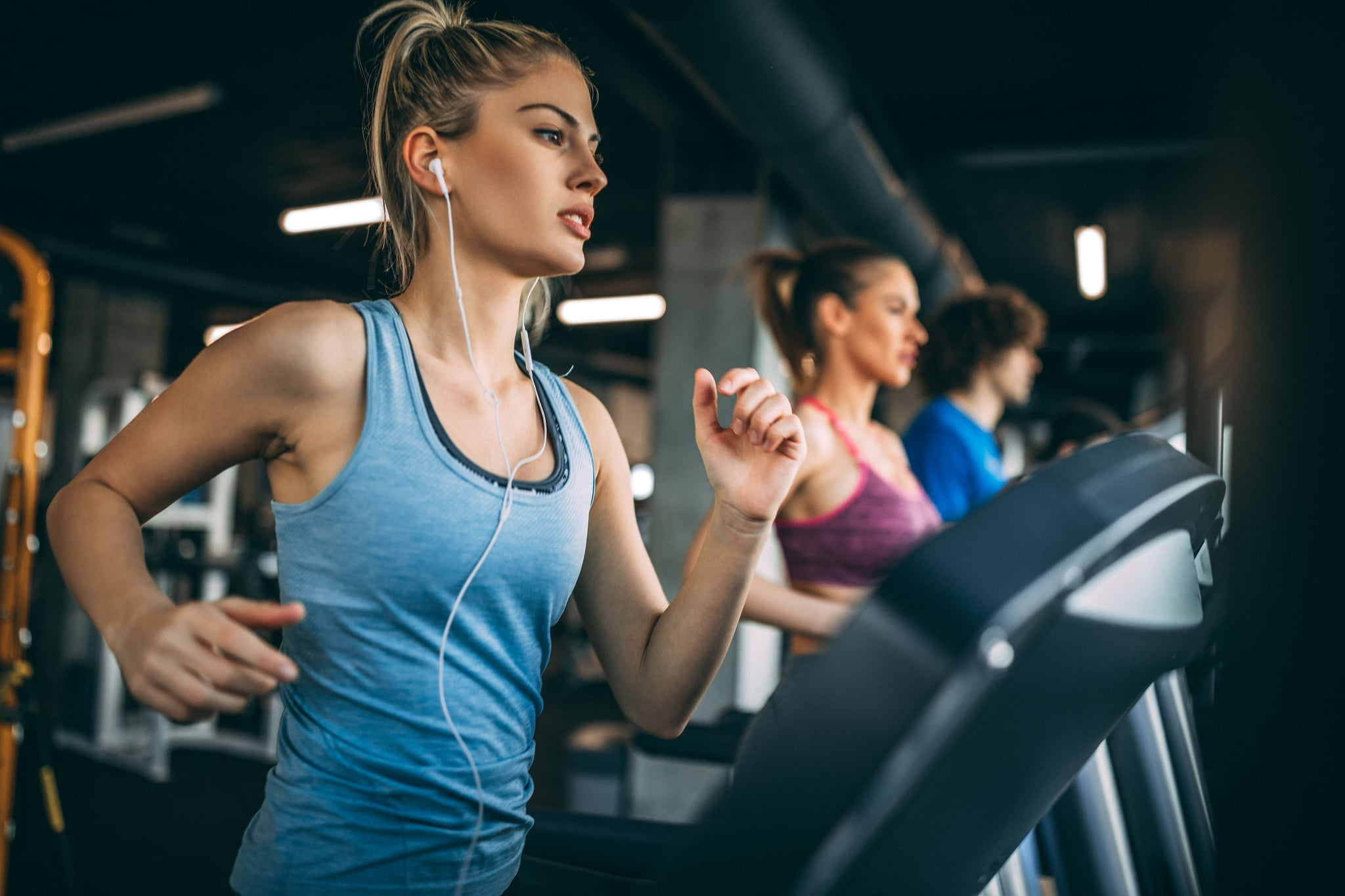 how long does it take to lose weight walking on treadmill