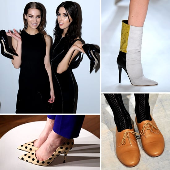 Best Shoes From Fall 2012 New York Fashion Week