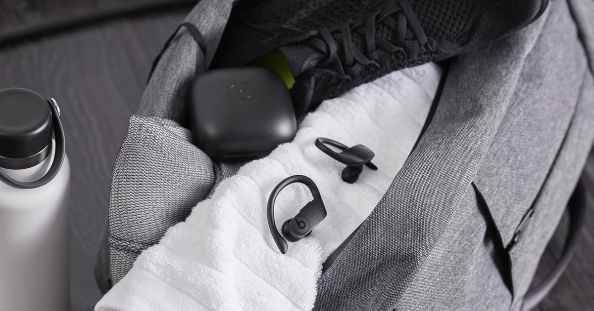 These Are My Favorite Wireless Headphones For Strength Training and Running
