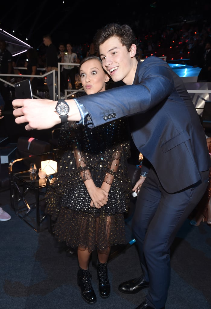 Pictures of Shawn Mendes With Other Celebrities