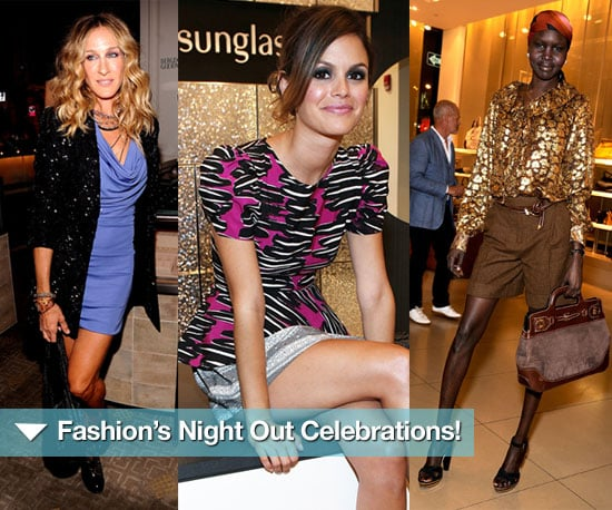 Pictures From Fashion's Night Out 2010
