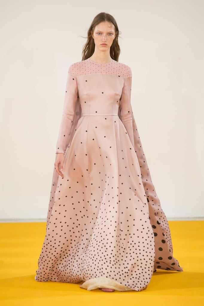 Emilia Wickstead Spring 2017 Collection