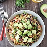 One-Pot Vegan Mexican Freekeh