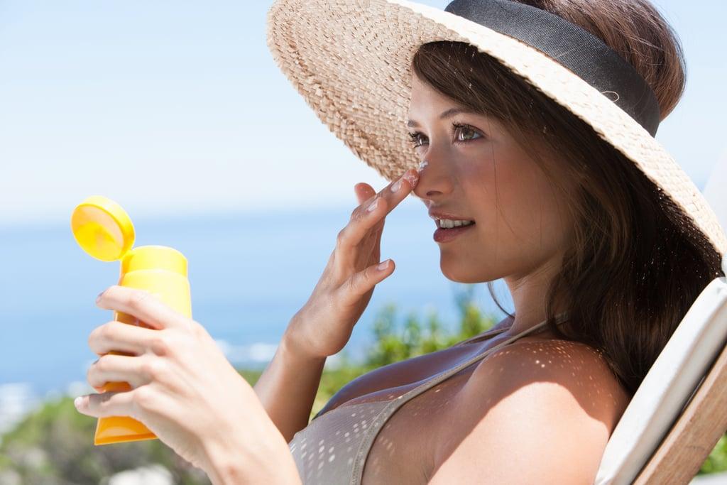 How to Prevent a Sun Rash