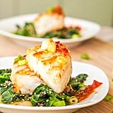 Chilean Sea Bass With Asian Glaze