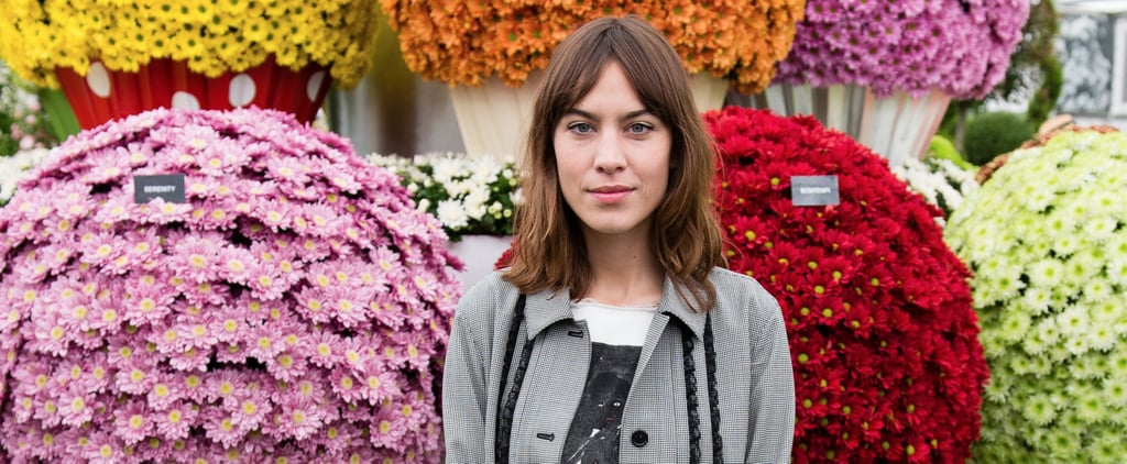 Alexa Chung's Favorite Piece From Her Collection Sold Out in a Hot Second