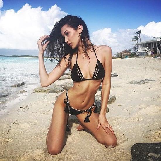 Bella Hadid Sexy Instagrams