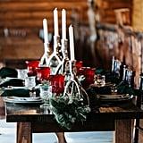 Christmas-Themed Wedding Ideas