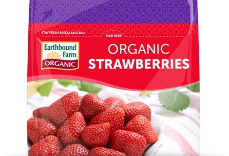 Earthbound Farm Organic Strawberries