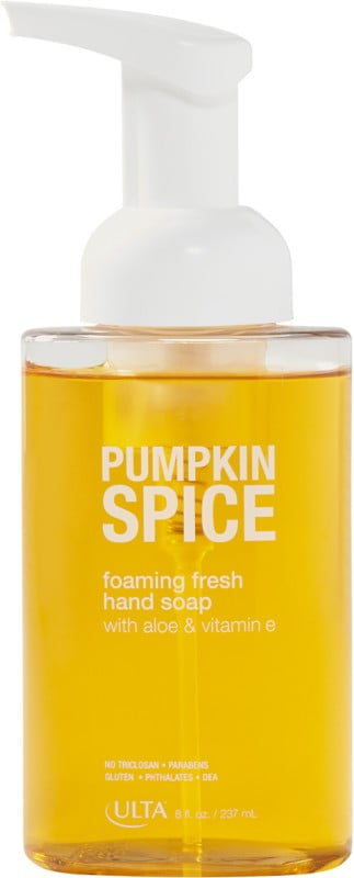 Ulta Pumpkin Spice Moisture Cleanse Hand Soap