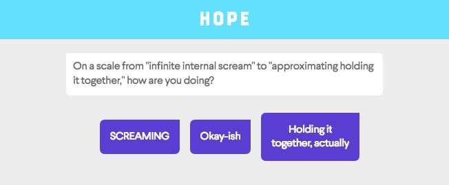 Meet Hope, a Platform Designed to Turn Your Trump-Related Anxiety Into Action
