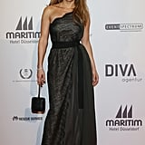 Jennifer Lopez stepped out in Germany for the UNESCO Charity Gala.