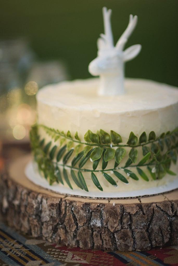 Wedding Cake Topper Slytherin