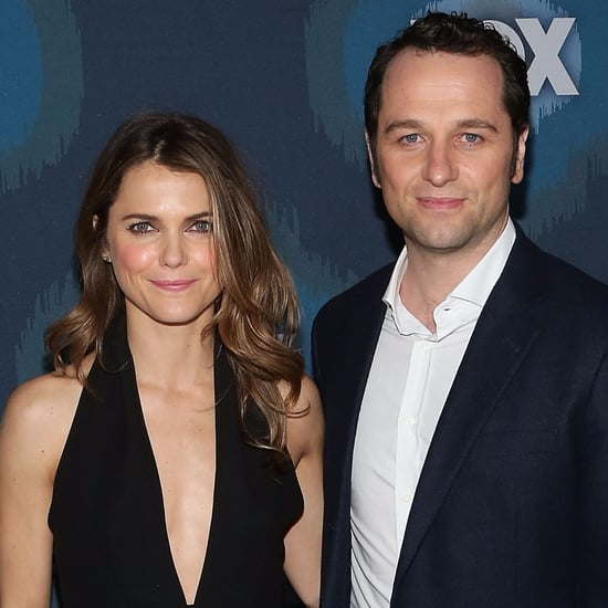 Keri Russell Matthew Rhys Welcome First Child