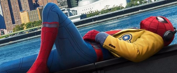 Spider-Man: Homecoming's Poster Features a Nod to the Avengers