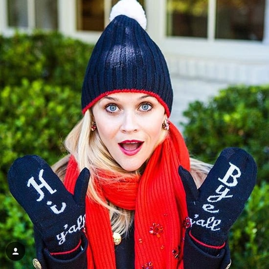 Reese Witherspoon's Holiday Style