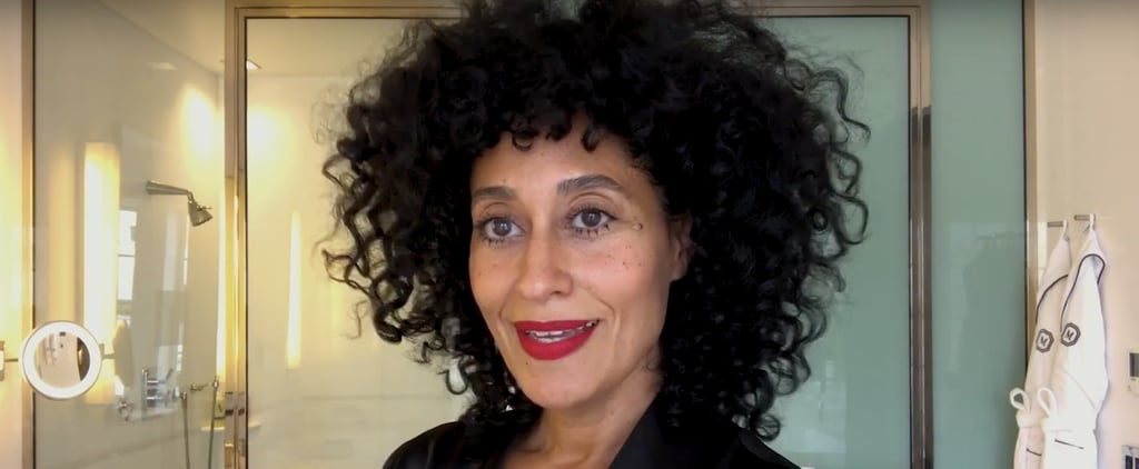 Tracee Ellis Ross's Vogue Makeup Tutorial