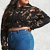 Forever 21 Plus Size Denim Shorts