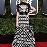 Sofia Carson at Golden Globes