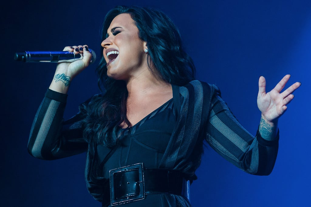 Demi Lovato's Body-Positive Songs