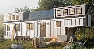 Pack Your Bags, Because These New Luxury Tiny Homes Are Calling Your Name