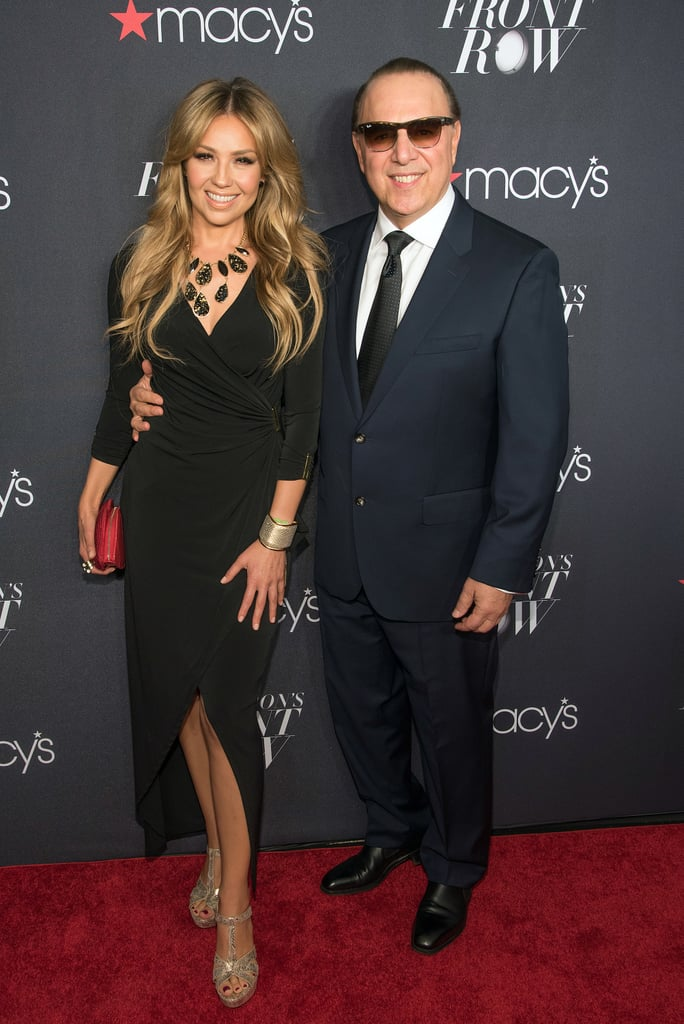 2015 | Thalia and Tommy Mottola Pictures | POPSUGAR Latina ...