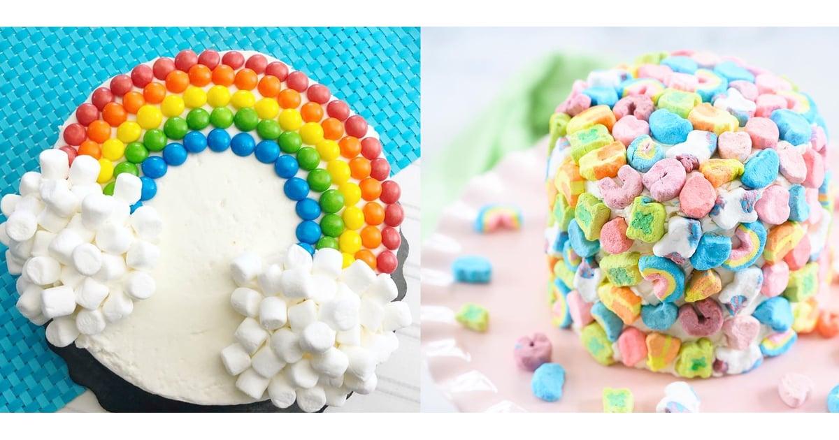 Cake Decoration For Children's Birthday  from media1.popsugar-assets.com