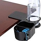 Enhance Clip On Desk Cup Holder