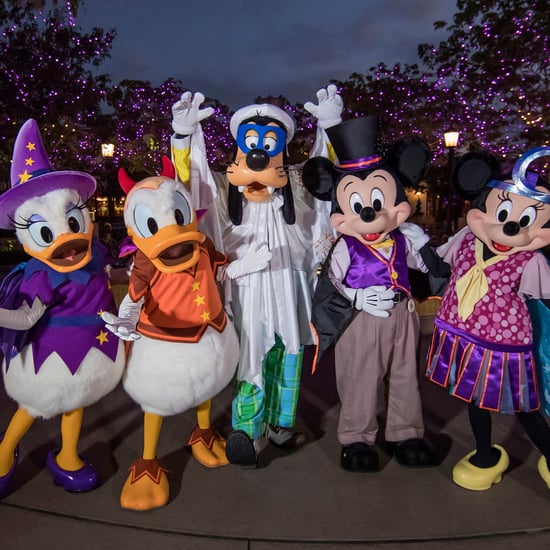 Disneyland Halloween Dates 2018