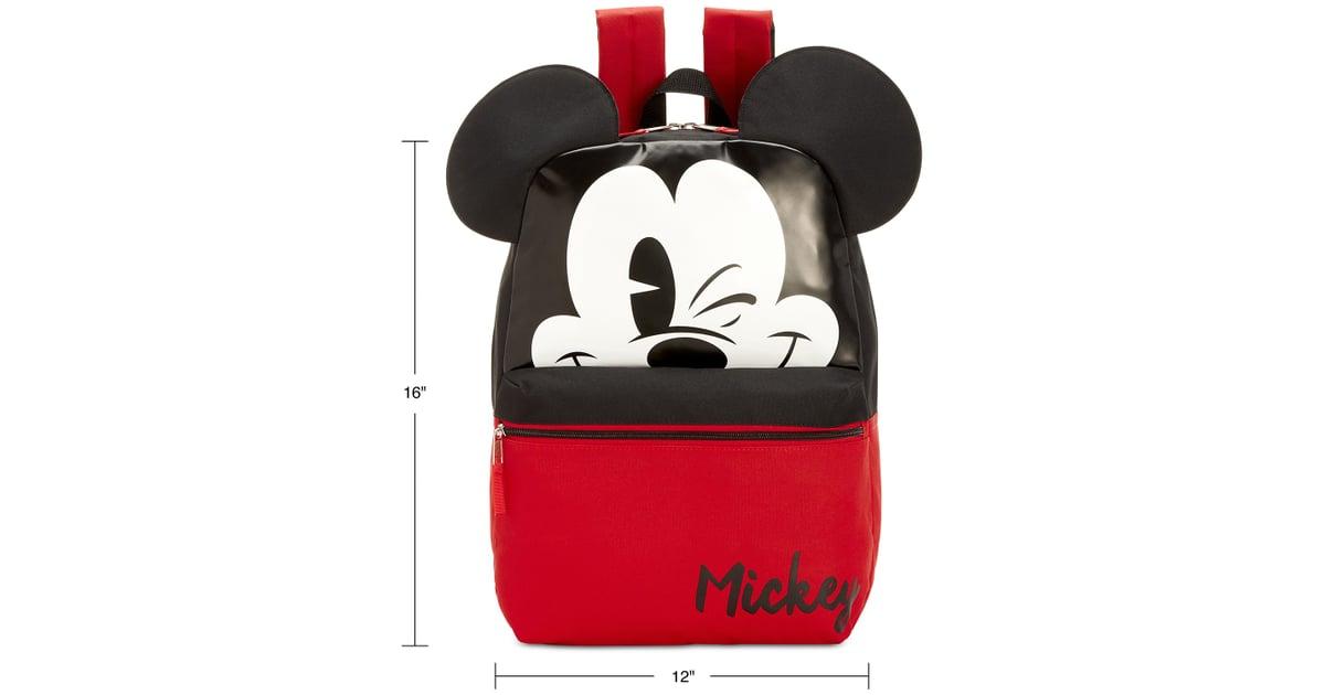 4614c2ffa30c Mickey Mouse Disney s Little   Big Boys Backpack