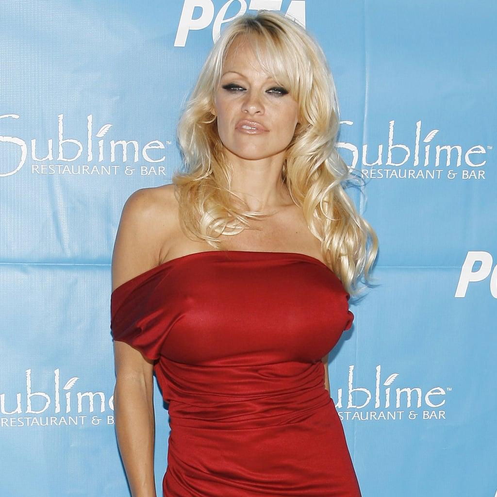 28. Pamela Anderson