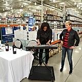 Michelle Obama and Ellen DeGeneres Go to Costco Video