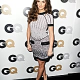 Justin Timberlake and Jessica Biel Pictures at GQ Party